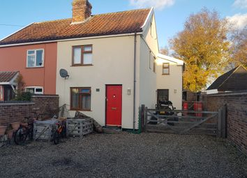 Thumbnail 4 bed semi-detached house to rent in The Loke, Ditchingham, Bungay