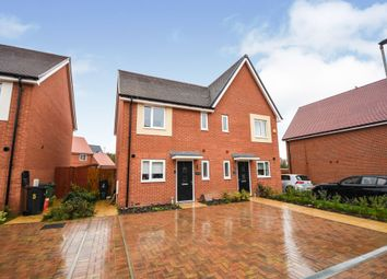 Thumbnail 2 bed semi-detached house for sale in Prentice Place, Witham