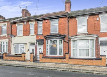 Thumbnail 2 bed terraced house for sale in Seymour Street, Hanley, Stoke-On-Trent