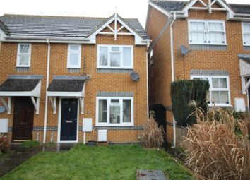 Thumbnail 2 bed semi-detached house for sale in Foxglove Rise, Maidstone
