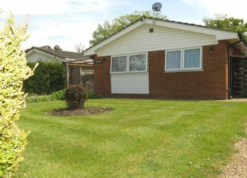 Thumbnail 3 bed detached bungalow for sale in Woodside Village, Ascot, Berkshire