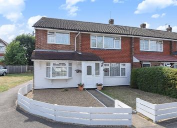 Thumbnail 4 bedroom terraced house for sale in Bingley Road, Sunbury-On-Thames