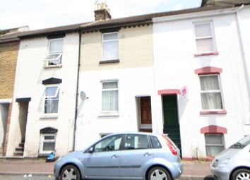 Thumbnail 2 bed terraced house to rent in Thorold Road, Chatham