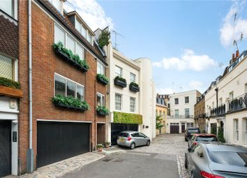 Thumbnail 2 bed maisonette for sale in Eaton Row, Belgravia, London