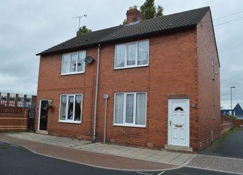 Thumbnail 2 bed semi-detached house for sale in Milton Street, Castleford