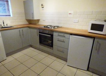 Thumbnail 2 bed flat for sale in Alfred Street, Kettering