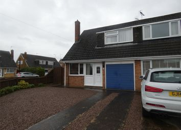 Thumbnail 3 bed property for sale in Caryer Close, Orton Longueville, Peterborough, Cambridgeshire