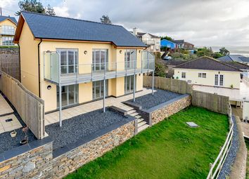 Thumbnail 4 bed detached house for sale in Gwelfor Road, Aberdovey Gwynedd