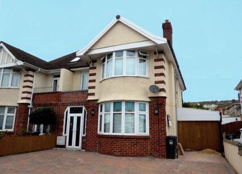 Thumbnail 4 bedroom semi-detached house for sale in Milton Road, Weston-Super-Mare
