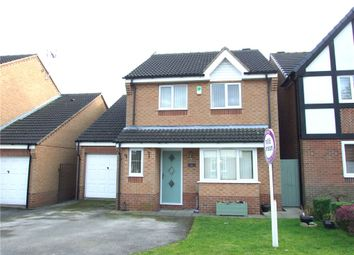 Thumbnail 4 bedroom detached house for sale in Wellington Park, Shirland, Alfreton