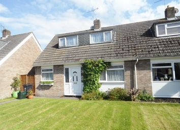 Thumbnail 3 bed bungalow to rent in Dunster Crescent, Weston-Super-Mare