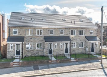 Thumbnail 4 bed town house for sale in Britannia Road, Morley, Leeds