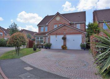 Thumbnail 5 bed detached house for sale in Edenbridge Gardens, Warrington