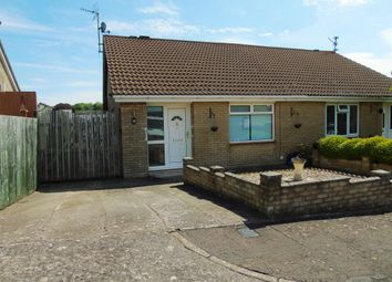 Thumbnail 2 bedroom semi-detached bungalow for sale in Brean Close, Sully, Penarth