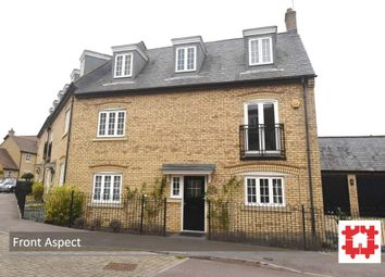 Thumbnail 5 bed end terrace house to rent in Palmerston Way, Stotfold, Hitchin