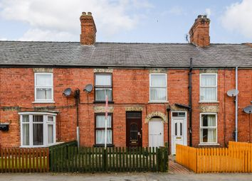 Thumbnail 2 bed terraced house for sale in Queen Street, Spilsby