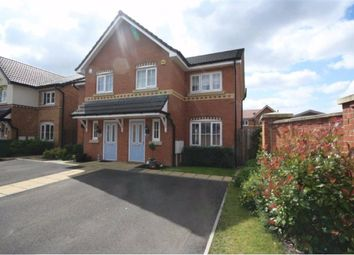 Thumbnail 3 bed semi-detached house for sale in Chelford Road, Eccleston, St Helens