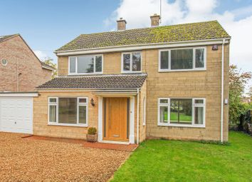 Thumbnail 4 bedroom detached house to rent in Bainton Road, Barnack, Stamford