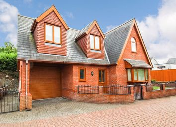 Thumbnail 3 bed detached house for sale in Harris Mews, Oakfield Street, Pontarddulais, Swansea