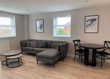 Thumbnail 1 bed flat to rent in Warrington Road, Culcheth, Warrington