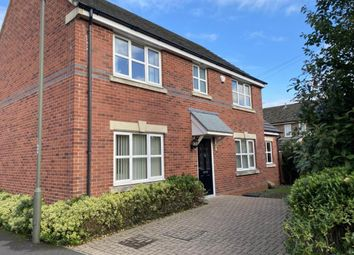 Hollies Farm Drive, Horsley Woodhouse, Ilkeston DE7. 4 bed detached house for sale