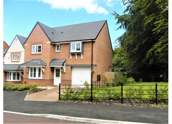 Thumbnail 4 bedroom detached house for sale in Lepidina Close, Newcastle Upon Tyne