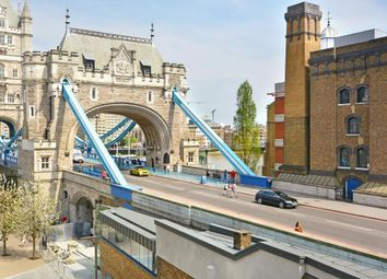 Thumbnail 3 bed flat to rent in Tudor House, Duchess Walk, Tower Bridge, London