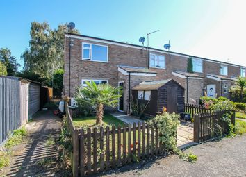 Thumbnail 2 bedroom end terrace house for sale in Waddelow Road, Waterbeach, Cambridge