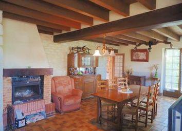 Thumbnail 4 bed property for sale in Milhac-De-Nontron, Dordogne, France