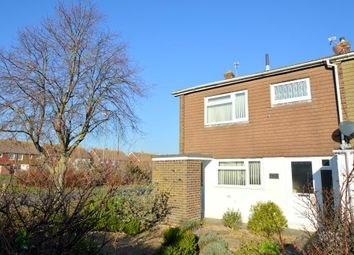 Thumbnail 3 bed end terrace house for sale in Princes Road, Eastbourne