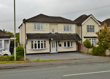 Thumbnail 4 bed detached house for sale in Birches Road, Codsall, Wolverhampton