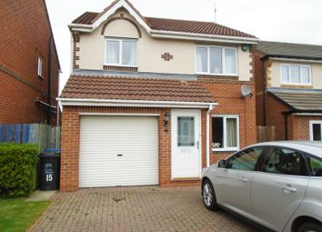 Thumbnail 3 bed property to rent in Glanton Close, Morpeth