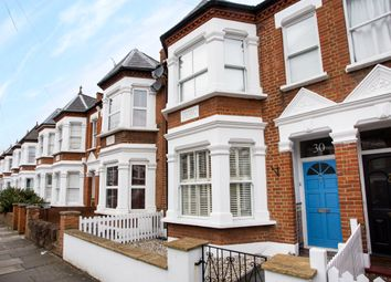 Thumbnail 3 bed terraced house for sale in Wilton Avenue, London