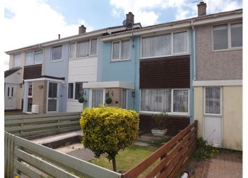 Thumbnail 3 bed terraced house for sale in Trenoweth Avenue, Treswithian, Camborne