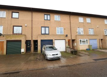 Thumbnail 3 bed terraced house for sale in Mullion Place, Fishermead, Milton Keynes