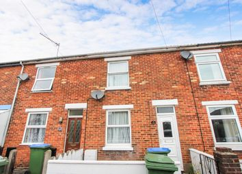 Thumbnail 2 bed terraced house for sale in Nelson Road, Shirley, Southampton