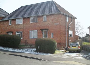 Thumbnail 3 bed semi-detached house for sale in Fielding Road, Yeovil Marsh, Yeovil