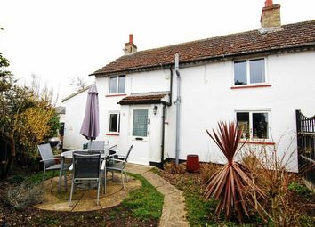 Thumbnail 2 bed semi-detached house for sale in Stow Road, Spaldwick, Huntingdon