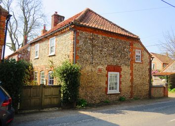 Thumbnail 3 bedroom cottage to rent in Front Street, South Creake, Fakenham