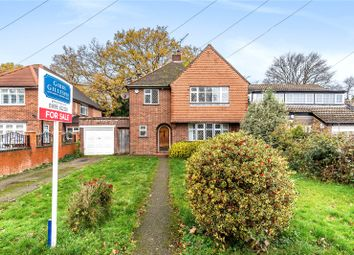 Thumbnail 4 bed detached house for sale in Park Avenue, Ruislip, Middlesex