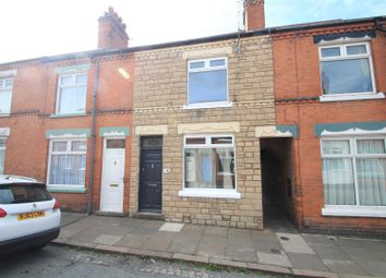 Thumbnail 2 bed terraced house for sale in Edward Street, Hinckley