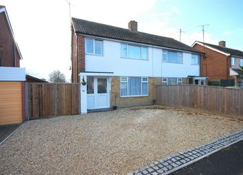 Thumbnail Semi-detached house for sale in Finmere Crescent, Aylesbury, Buckinghamshire