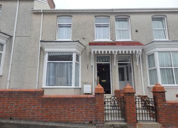 Thumbnail 3 bed terraced house to rent in Hedley Terrace, Llanelli