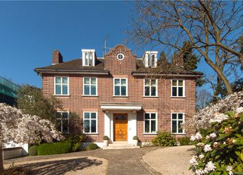 Thumbnail 9 bed detached house for sale in Hampstead Lane, Hampstead, London