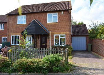 Thumbnail 2 bed semi-detached house to rent in Orpington Grove, Shenley Brook End, Milton Keynes, Buckinghamshire