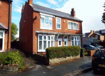 Thumbnail 4 bedroom semi-detached house to rent in Gristhorpe Road, Selly Oak, Birmingham