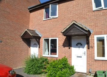Thumbnail 1 bed terraced house to rent in Cropper Close, Thatcham