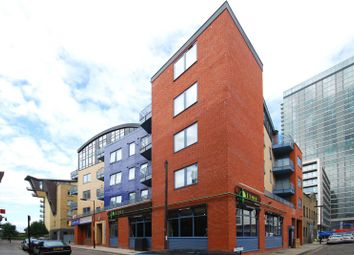 Regatta Point, Canary Wharf, London E14. 2 bed flat