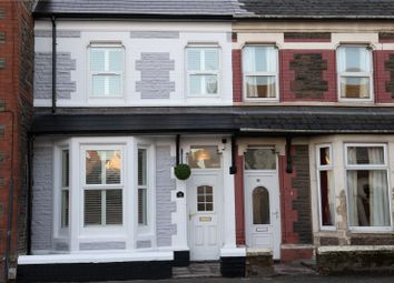 Thumbnail 5 bed terraced house to rent in Atlas Road, Canton, Cardiff