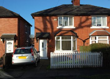 Thumbnail 2 bed semi-detached house for sale in Timperley Road, Ashton-Under-Lyne